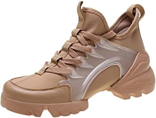 Womens Casual Shoes, Lightweight Comfortable Fashion Sneakers Air Athletic Tennis Casual Sport Running Shoes,Brown,38