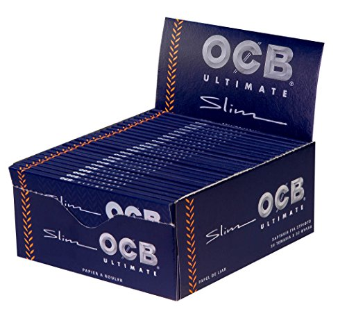 OCB Ultimate King Size Slim ultradünne Longpapers 3 Boxen (150 Heftchen)