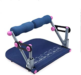GYJ Core Exercise Machine, Trimmer, Total Body Cardio Weight Training System, Machine and Resistant Bands, Fitness Trainer Home Workout Equipment