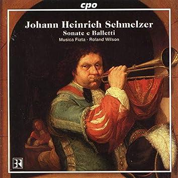 Schmelzer: Sonate e balletti