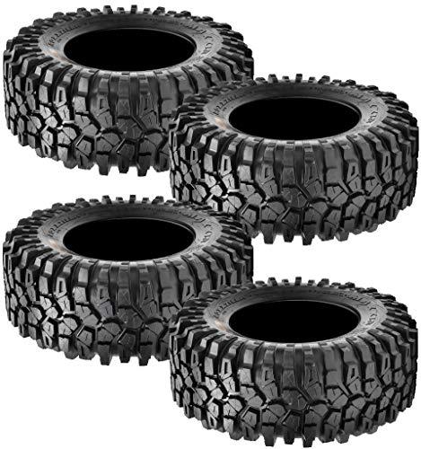 Maxxis Roxxzilla 32x10-r14 (Competition Compound) 8ply Rock Crawler ATV/UTV Tires (Set of 4)