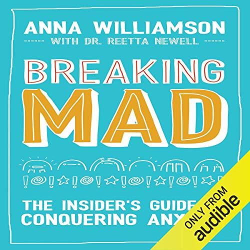 Breaking Mad audiobook cover art