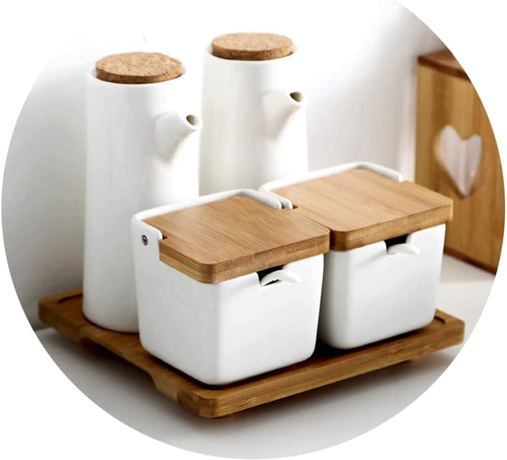 Oil and Vinegar Bottle New product type 400ML Pot NEW before selling Ceramic disp