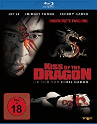 Kiss of the Dragon Blue Ray kaufen