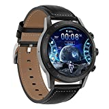 ZGZYL KK70 / DT70 Watch Smart Watch Llamada Bluetooth 454 * 454 HD Pantalla Botón Rotation Button Smart Watch ECG + PPG Rateo Corazón Y Monitor De Oxígeno Sangre Monitor Reloj Deportivo,C