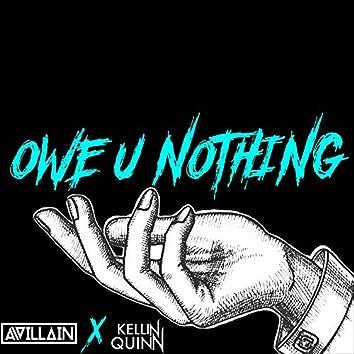 Owe U Nothing (feat. Kellin Quinn)