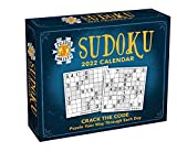 The Puzzle Society Sudoku 2022 Day-to-Day Calendar