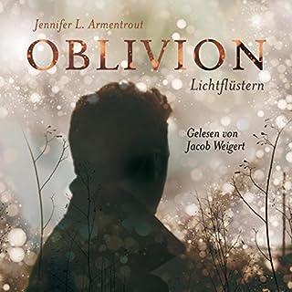 Lichtflüstern (Oblivion 1) Titelbild