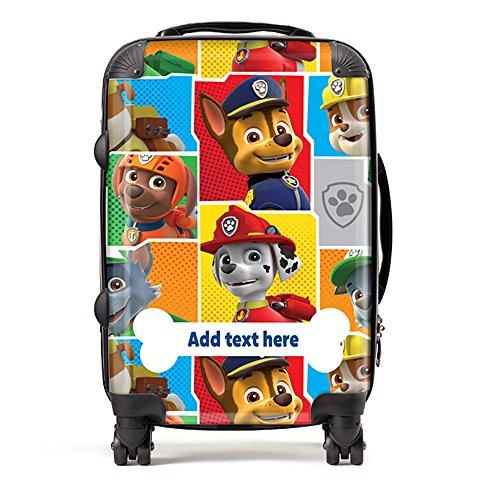 Paw Patrol Personalised Suitcase (Kids)