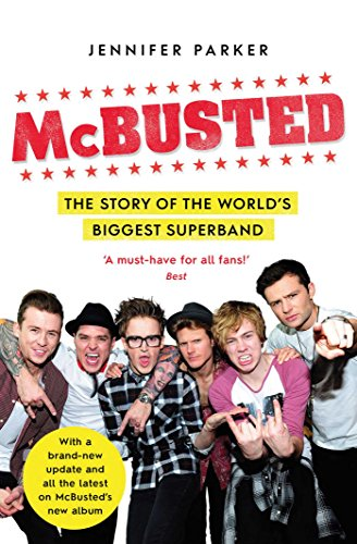 McBusted: The Story of the World's Biggest Super Band (English Edition)