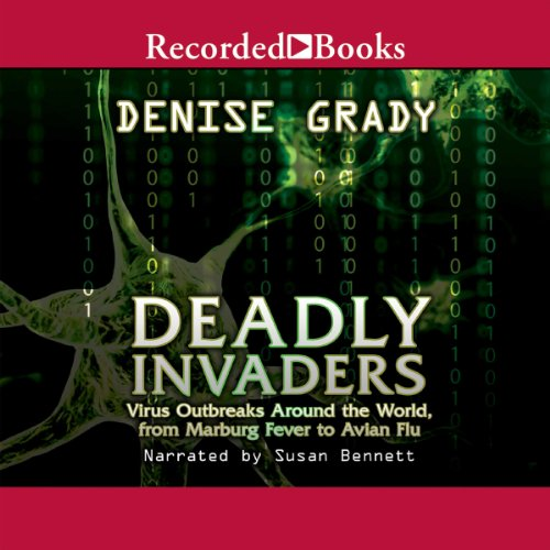 Deadly Invaders audiobook cover art