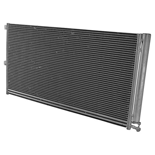 AC Condenser A/C Air Conditioning w/Oil Cooler & Receiver Drier for Ford Truck