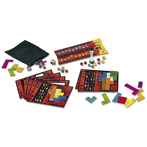 Devir - Ubongo, juego de mesa (BGHUBONGO): Amazon.es: Juguetes y ...