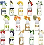 Fragrance Oil for Soap Making - SOPALMY 14 Soap Fragrance Oil Making Supplies Liquid Scents Set for Bath Bomb DIY Cosmetic Crafts Candle Concentrated Slime (10ml/0.35oz Each)