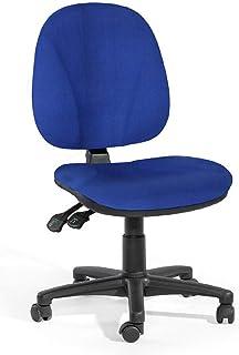 Topsit Silla de Escritorio, Azul