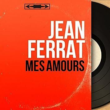 Mes amours (feat. Alain Goraguer et son orchestre) [Mono Version]