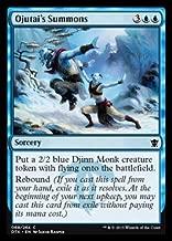Magic The Gathering - Ojutai's Summons (068/264) - Dragons of Tarkir - Foil