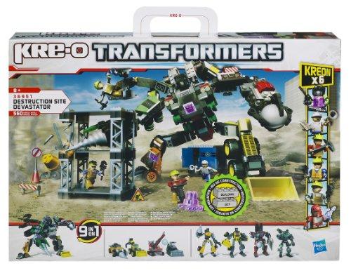 Transformers Hasbro 36951148 KRE 413-3651- Juego de construcción de Devas