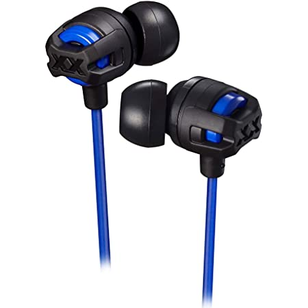 Xtreme Xplosives Series Headphone with remote and Mic Blue (HAFX103A) - HAFX103MA