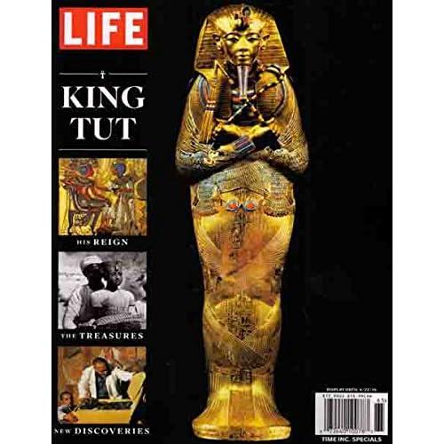 Life Magazine 2016 Special King Tut $13.99