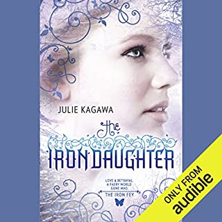 The Iron Daughter     The Iron Fey, Book 2              By:                                                                                                                                 Julie Kagawa                               Narrated by:                                                                                                                                 Khristine Hvam                      Length: 13 hrs and 16 mins     1,586 ratings     Overall 4.4