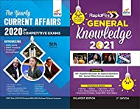 The Yearly Current Affairs 2020 with Rapid General Knowledge 2021 Combo for UPSC/ State PCS/ SSC/ Banking/ BBA/ MBA/ Railways/ Defence/ Insurance