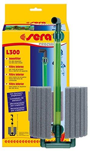 SERA Filtre L300 intérieur à air max 300 l pour aquarium.
