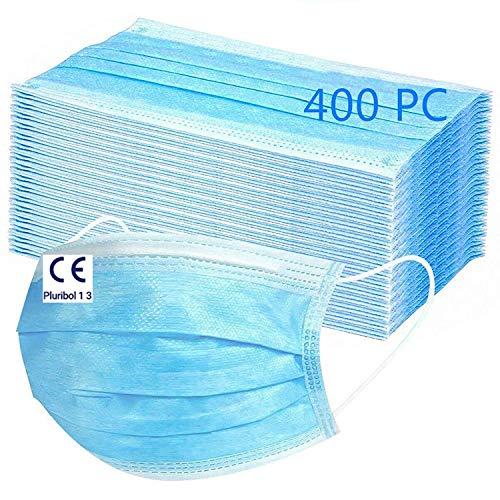 MaNMaNing Protección con Elástico Pack 400 Unidades 20200702-MANING-A400