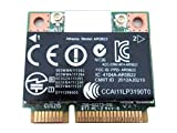 Qualcomm / Atheros AR9462 AR5B22 WB222 Half Mini PCIe PCI-Express WLAN WiFi Wireless Bluetooth BT Card replacemnet for HP Compaq 676690 676786-001