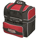 Storm Flip Tote Bowling Bag (1-Ball), Red