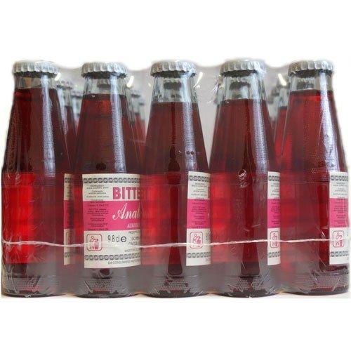 20x Passarelli 'Bitterino' rot, 98 ml