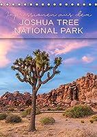 Impressionen aus dem JOSHUA TREE NATIONAL PARK (Tischkalender 2022 DIN A5 hoch): Natur der Mojave- und Colorado-Wueste (Monatskalender, 14 Seiten )