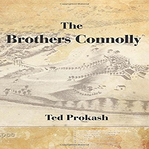 The Brothers Connolly audiobook cover art