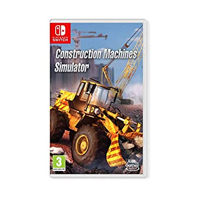 Construction Machines Simulator (Nintendo Switch)