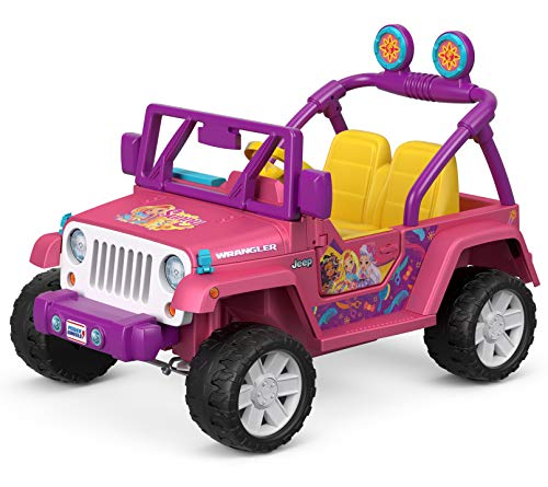 Power Wheels Nickelodeon Sunny Day Jeep...