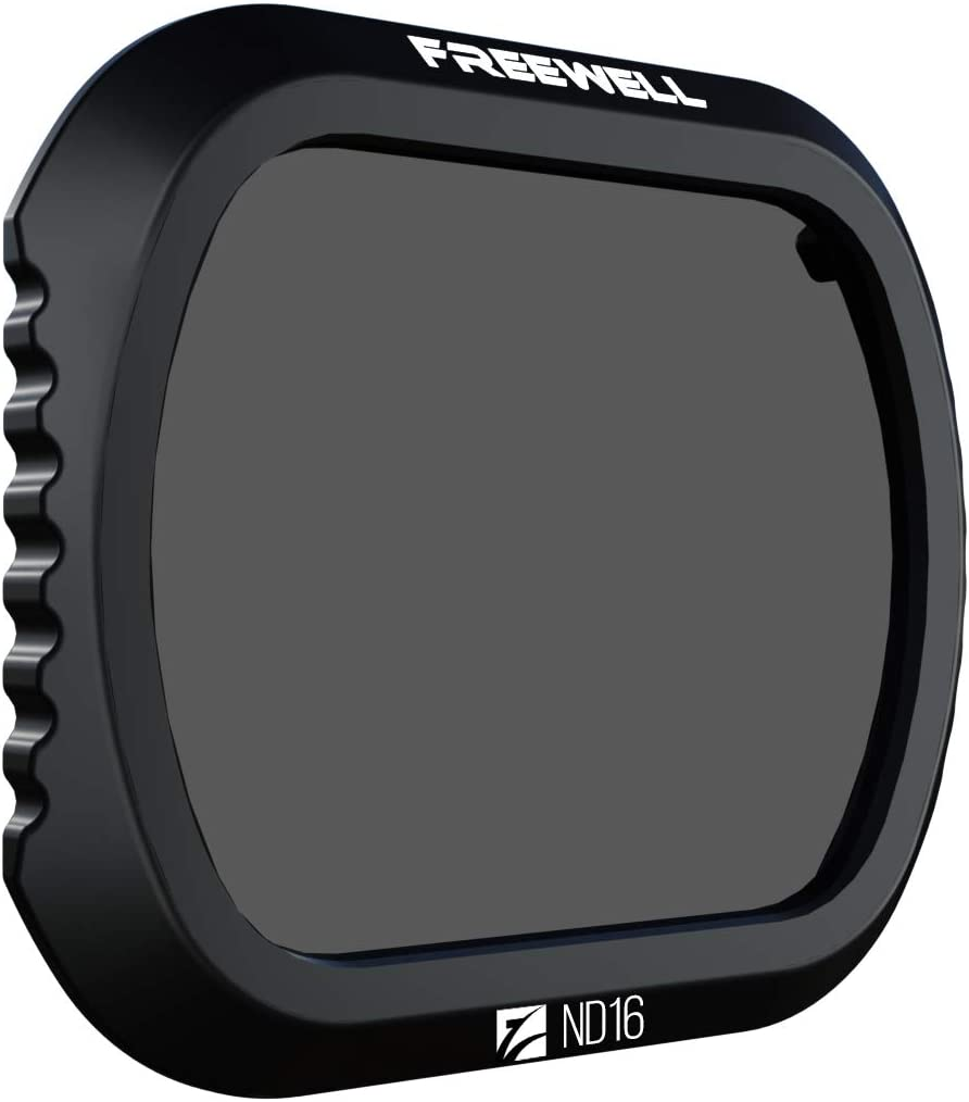 Freewell Neutral Density ND16 Camera Lens Filter Compatible with Mavic 2 Pro Drone