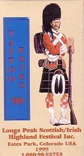 Longs Peak Scottish/Irish Highland Festival Estes Park, Colorado [Tattoo Estes '99] (VHS) 1999