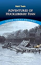 The Adventures of Huckleberry Finn (The Adventures of Tom and Huck #2)by Mark Twain