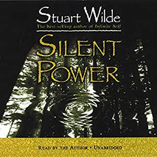 Silent Power audiobook cover art