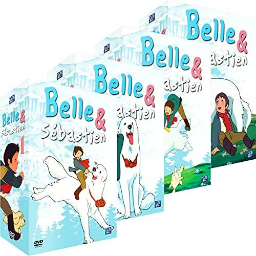 Coffret intégrale Belle et Sebastien