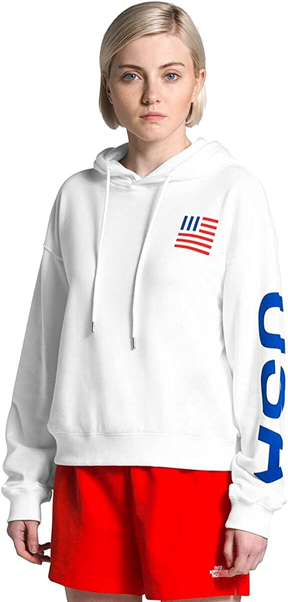 The North Face International Collection Pullover Hoodie 3 - Women's TNF White, M