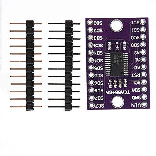 FORETTY DIANLU26 TCA9548A 8 Channel Multiplexer Breakout Module Modulo Destensione Interfaccia di Sviluppo: I2C IIC .Prestazioni stabili