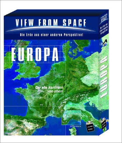 View from Space. Europa. CD- ROM für Windows ab 95/ MacOS ab 7.5