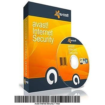 Avast Internet Security 1 Year