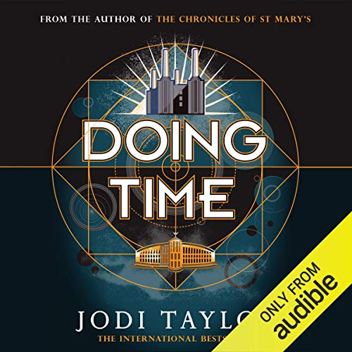 Doing Time: Time Police, Book 1