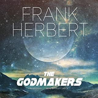 The Godmakers cover art