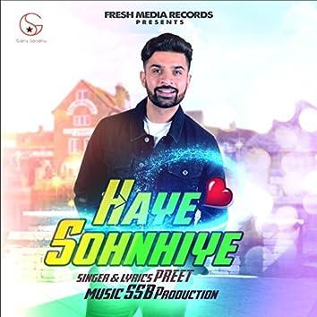 Haye Sohnhiye