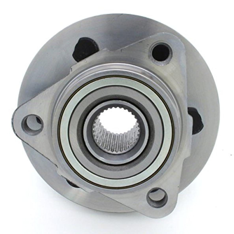 WJB WA515007 - Front Wheel Hub Bearing Assembly - Cross Reference: Timken HA599361 / Moog 515007 / SKF BR930207