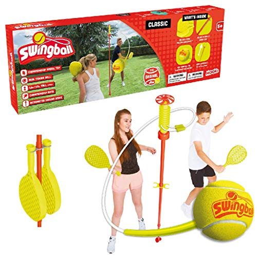 Swingball 7101 Classic, Multi-Colour, Red