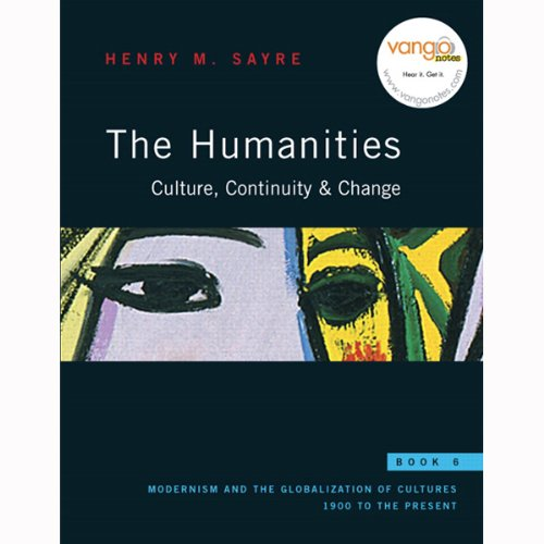 VangoNotes for The Humanities cover art